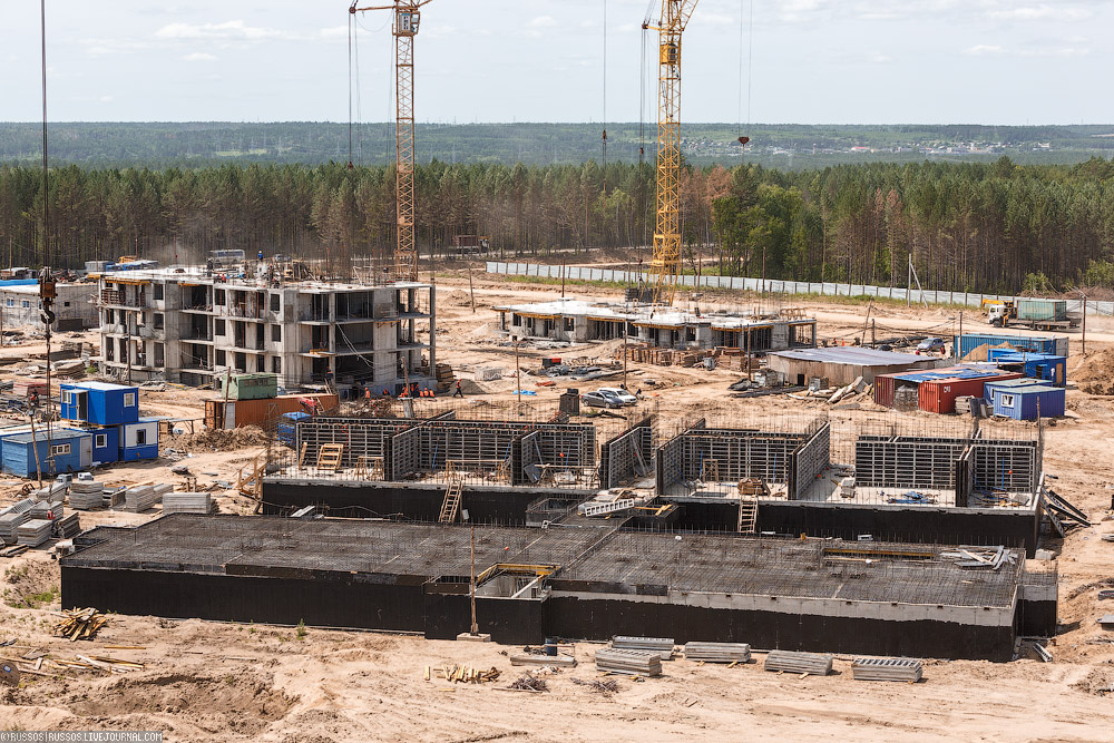 New Russian Cosmodrome - Vostochniy - Page 2 Cialkovskiy-03