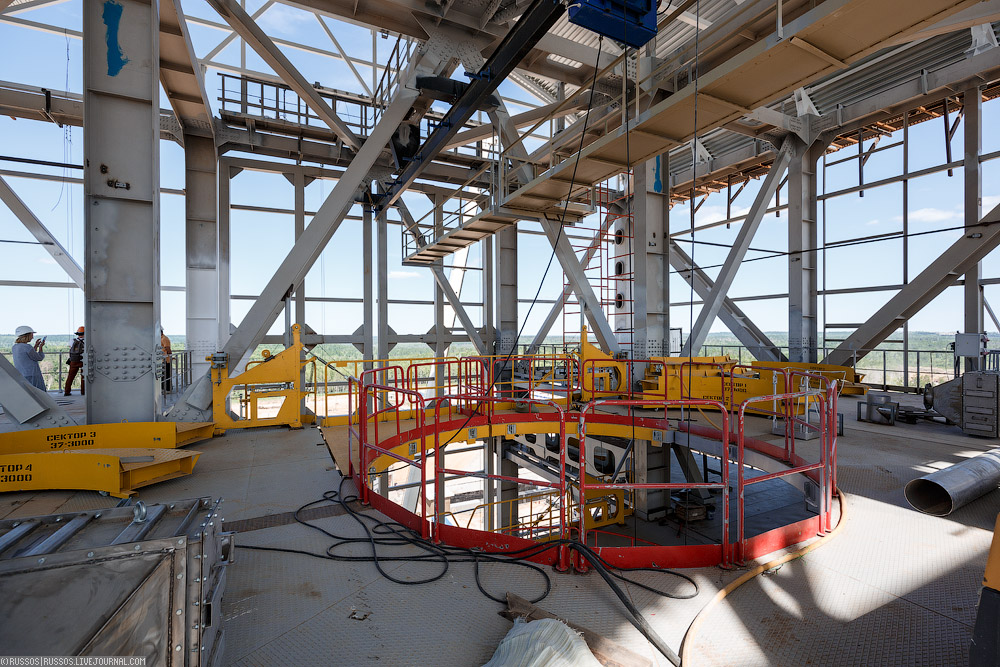 New Russian Cosmodrome - Vostochniy - Page 2 Cosmodrome-vost-11