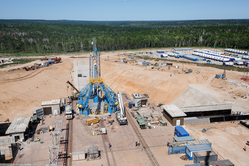 New Russian Cosmodrome - Vostochniy - Page 2 Cosmodrome-vost-14