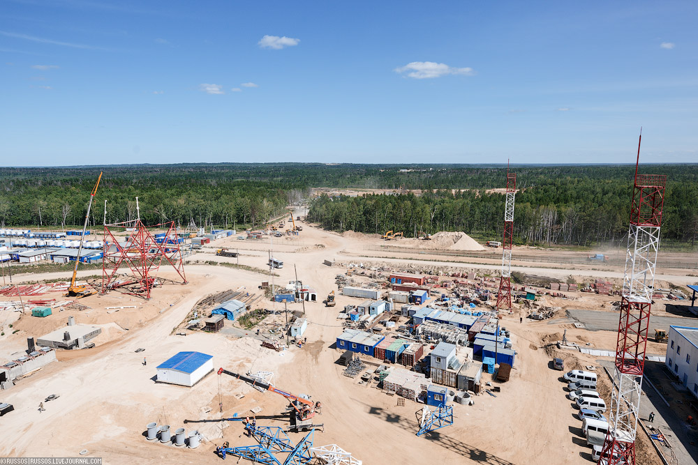 New Russian Cosmodrome - Vostochniy - Page 2 Cosmodrome-vost-15
