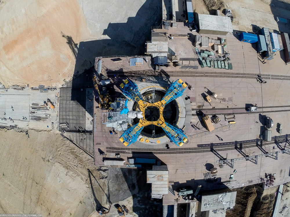 New Russian Cosmodrome - Vostochniy - Page 2 Cosmodrome-vost-31