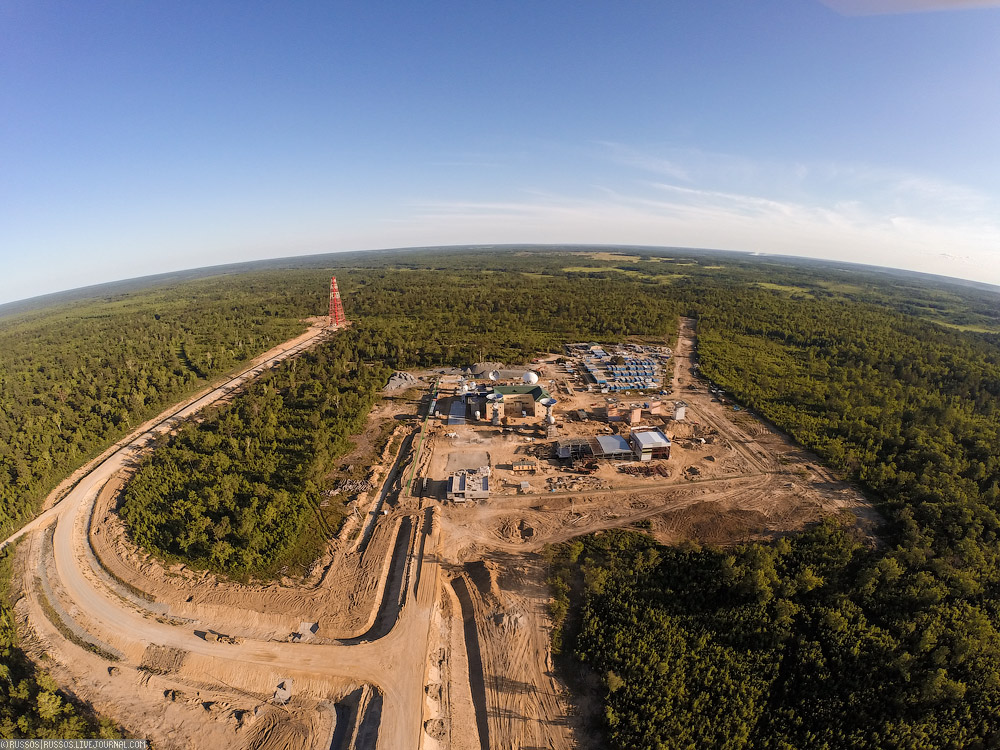 New Russian Cosmodrome - Vostochniy - Page 2 Cosmodrome-vost-41