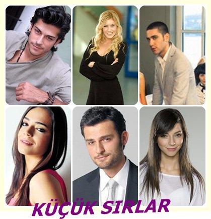 Маленькие Тайны / Секреты Стамбула / Kucuk Sirlar  1377373722