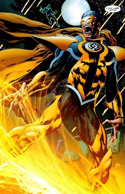 Green Lantern - Page 2 Kyle_parallax_yellow