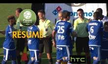 [VIDEO] Le résumé du match Bourg en Bresse - Racing