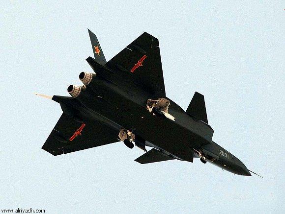 مقاتلة الجيل الخامس الصينية جي-20 094885004160