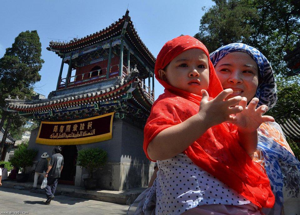 [صور]العيد فرحة لا حدود لها للأطفال المسلمين  1434 321389729156