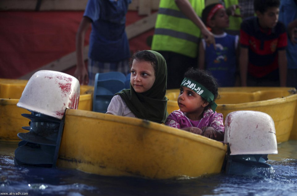 [صور]العيد فرحة لا حدود لها للأطفال المسلمين  1434 569710183655