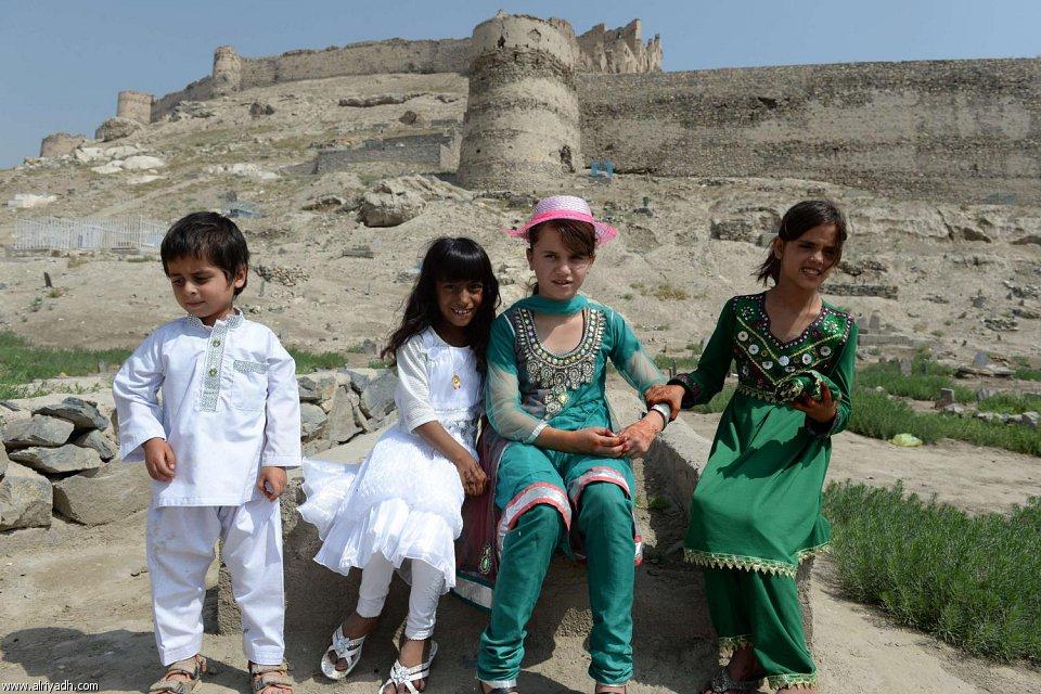 [صور]العيد فرحة لا حدود لها للأطفال المسلمين  1434 605705371591