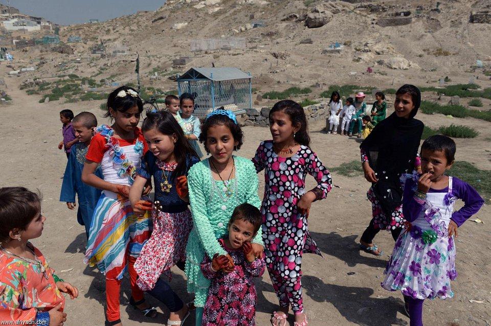 [صور]العيد فرحة لا حدود لها للأطفال المسلمين  1434 841731298481
