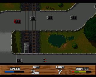 Cheche titre d'un jeu (ou demo jouable) d'enfance Super_Cars_II_1