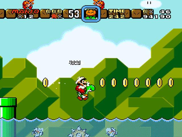MEGADRIVE vs SUPER NINTENDO : Fight ! 35758-Super_Mario_World_(Europe)_(Rev_A)-1