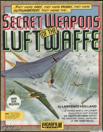 * ATARI ST * TOPIC OFFICIEL - Page 4 94790-Secret_Weapons_Of_The_Luftwaffe_(1991)(LucasFilm_Games)-1