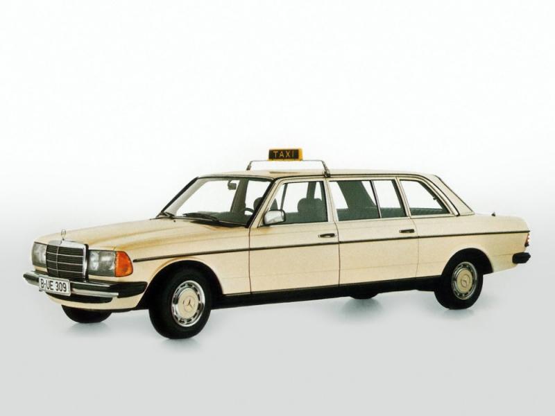 Самый народный Mercedes  006