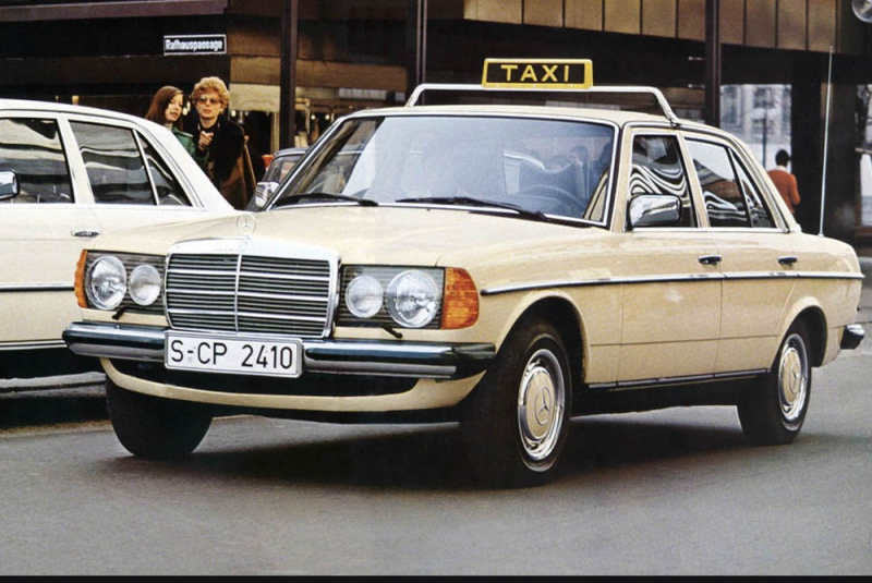 Самый народный Mercedes  1_005