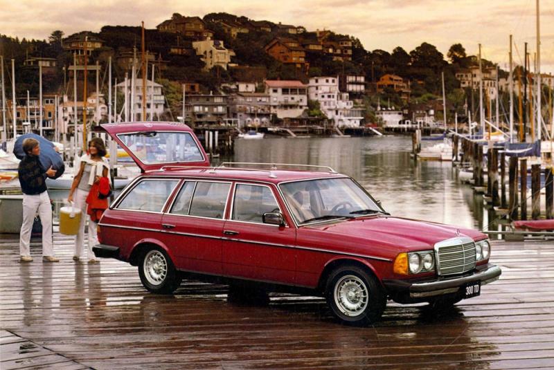 Самый народный Mercedes  4_003