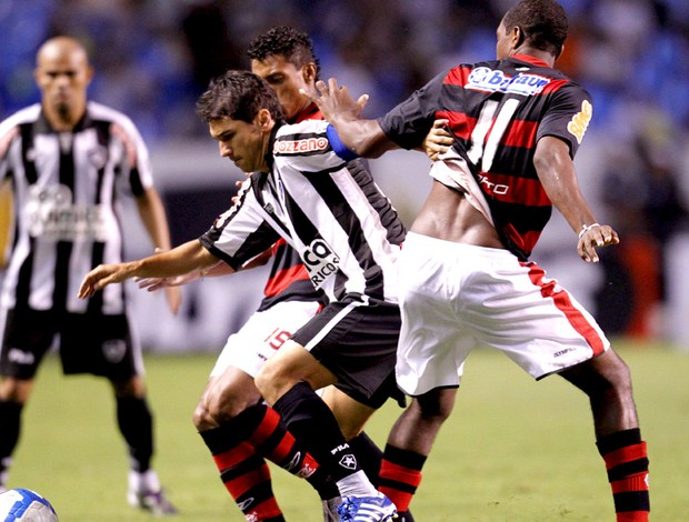Pênalti Maroto dá Empate ao Fla Contra o Botafogo Lucioflavio3_glo_95