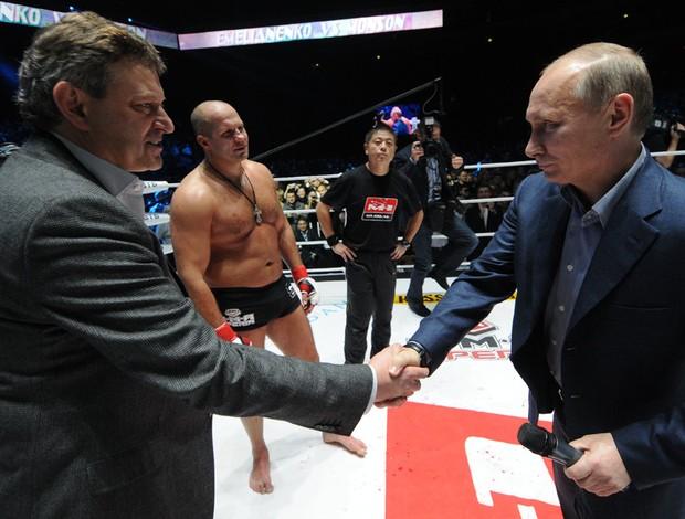 UFC: M-1 cambia de idea y acepta negociar a Fedor Vadimfinkestein-vladimirputin-fedoremilianenko-m1global