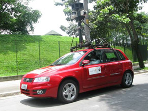 Alemanha diz que vai monitorar Google Street View Carro_streetview_291