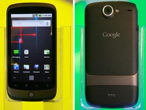 Vírus para celular Android manda torpedos e aumenta conta telefônica Nexusone