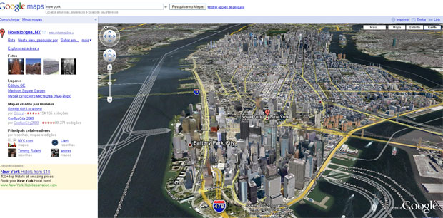 [Internacional] Google Maps, Earth View é a novidade Untitled-1