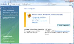 Falhas do Windows permitem vírus em arquivos MP3 e de vídeo 10-atualizacoesvista-300
