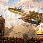 IMPASSES NUCLEARES! IRÃ - CORÉIA DO NORTE - ISRAEL Aviao-ira-ap