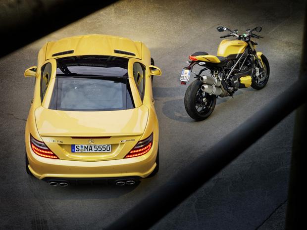 Mercedes quebra aliança com a Ducati Mercedes-benz-2-620