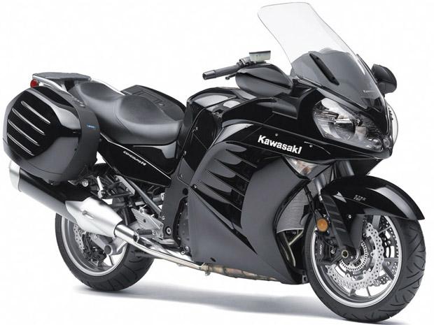 brasil - Kawasaki oferece moto Concours 14 por R$ 76,9 mil no Brasil. Concours-14