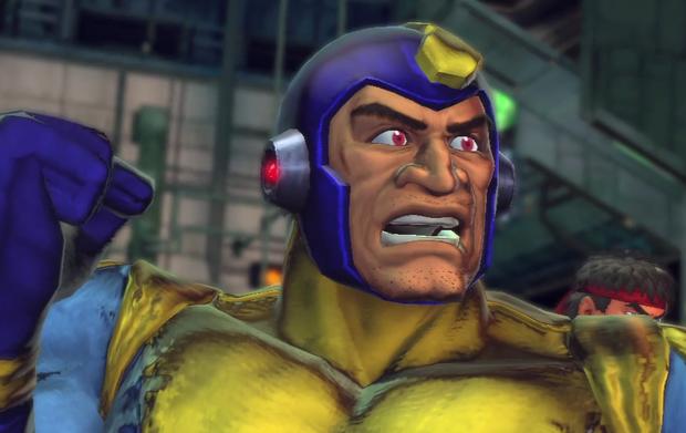 SF x Tekken - Vazou lista de personagens Megaman