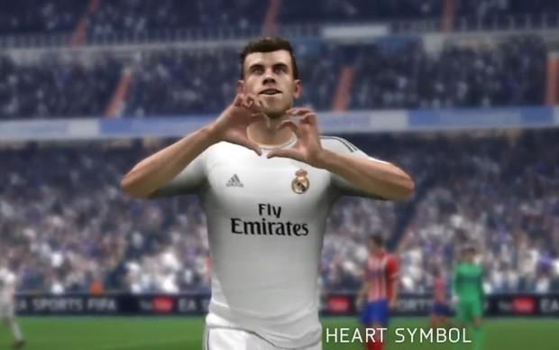 Fifa 14: aprenda a fazer as novas comemorações do jogo Bale