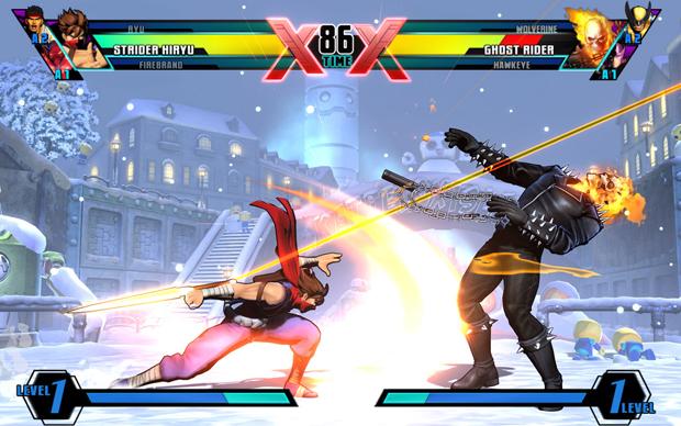 capcom - Capcom anuncia oficialmente Ultimate Marvel Vs Capcom 3 Marvel