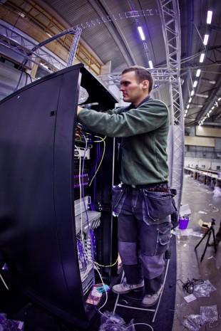 Suecos tentarão quebrar recorde de conexão mais rápida de internet neste fim de semana Cisco