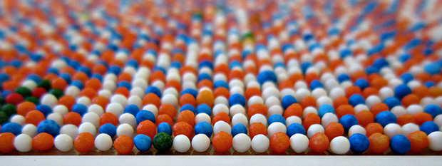 Estudante usa mais de 200 mil balas de decoração para criar fotografia Sprinkles5_mini