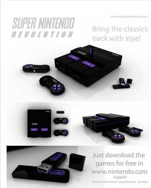 Nintendo - Montagem do Super Nintendo Revolution ganha destaque no Facebook N2w81fqp