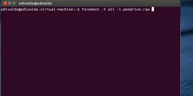 Como recuperar arquivos deletados no Linux Linux6