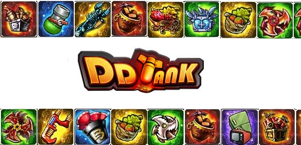 DDTank: como upar armas e conseguir itens raros no game Armas