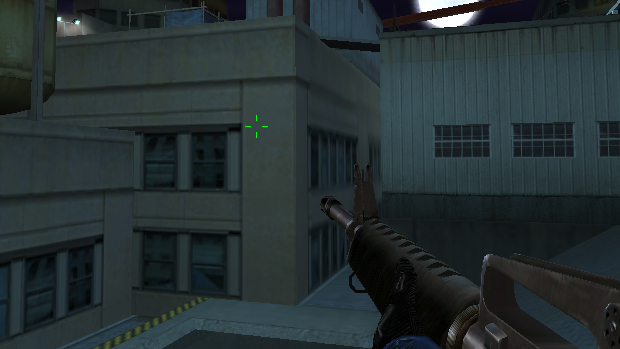 Como jogar CrossFire online, o popular FPS Crossfire_movimentacao_2