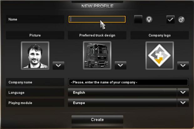 Euro Truck Simulator 2: aprenda a jogar o simulador de caminhões Perfil_re