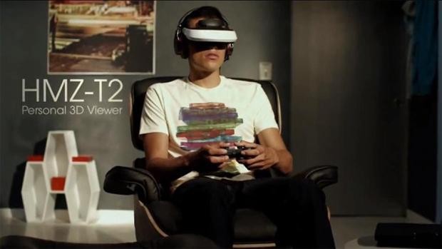 PlayStation 4 pode ganhar óculos e visor de realidade virtual Sony-playstation-4-ps4-hmz-t2-visor-3d-realidade-virtual