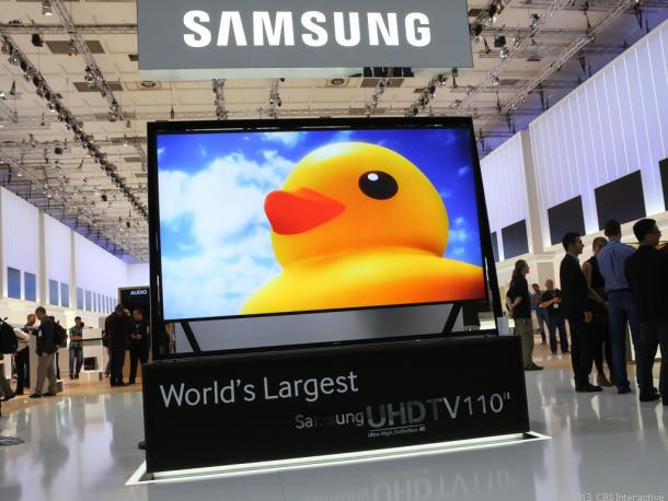 Samsung deve lançar Smart TVs com o novo sistema Tizen Samsung-vem-investindo-pesado-nas-tvs