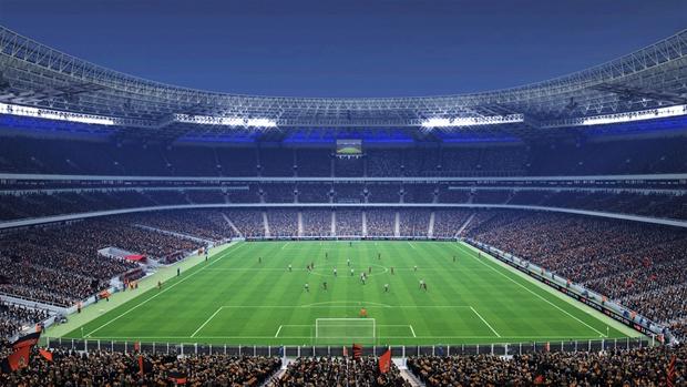 Fifa 14 revela lista oficial de estádios presentes no jogo Fifa-14-donbass-arena-shaktar-donetsk