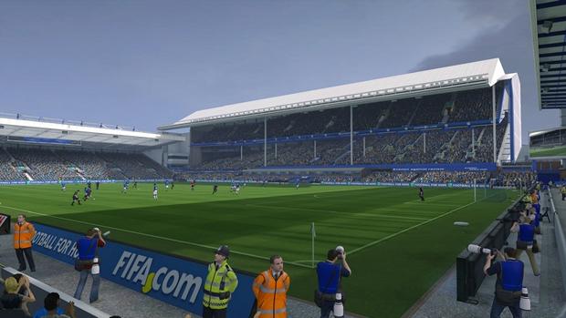 Fifa 14 revela lista oficial de estádios presentes no jogo Fifa-14-goodison-park-everton