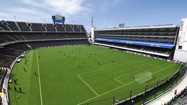 Fifa 14 revela lista oficial de estádios presentes no jogo Fifa-14-la-bombonera-estadio