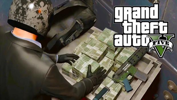 GTA 5 arrecada US$ 1 bilhão e quebra recorde de Call of Duty Black Ops 2 Grand-theft-auto-5-gta-recorde-bilhao-entretenimento