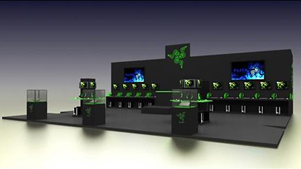 BGS 2013: Tablet gamer Razer Edge estará à disposição do público na feira Razer-brasil-game-show-2013-crossfire