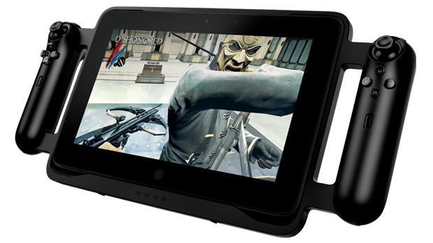 BGS 2013: Tablet gamer Razer Edge estará à disposição do público na feira Razer-edge-brasil-game-show-2013