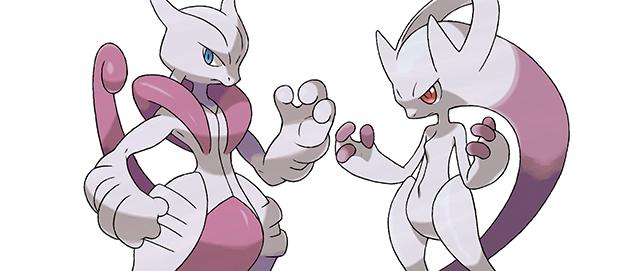 Pokémon X e Y: veja as principais diferenças entre as versões Mewtwo