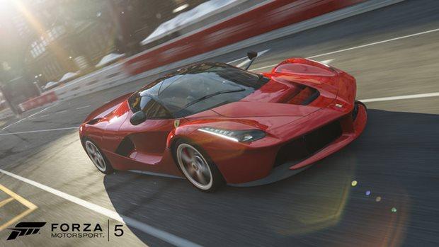 Forza 5 terá novos carros todos os meses; Ferrari é o primeiro DLC Forza