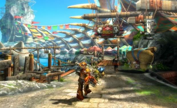 Wii U: confira os games disponíveis no lançamento do console no Brasil Monster-hunter-3-ultimate